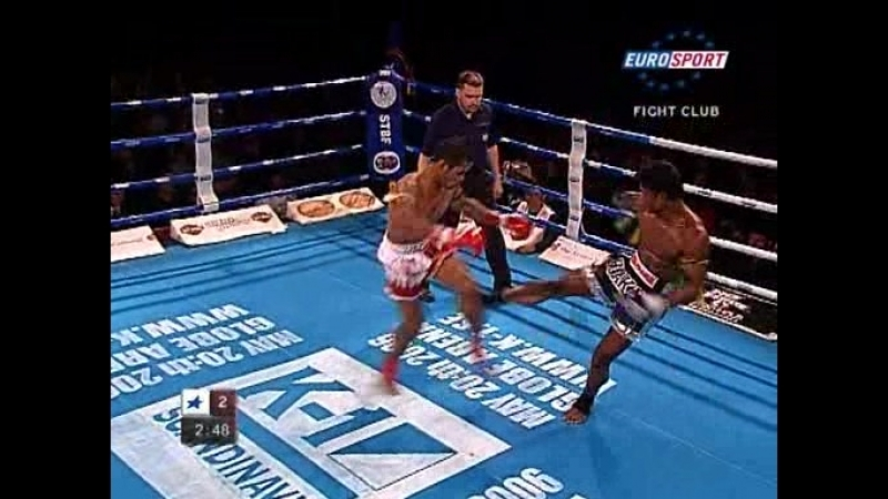 Buakaw vs Jomhod__WMC World Title Fight