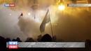 Полиция Будапешта применила слезоточивый газ против демонстрантов