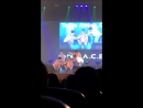 FANCAM | 13.10.18 | A.C.E (Chan Aegyo) @ Fan-con 'To Be An ACE' in Seoul