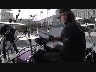 Metallica - Soundcheck (Dreamfest in San Francisco, CA - September 26, 2018)