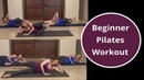 Pilates Workout - No Equipment Exercises - Pilates Workout for Beginners 4