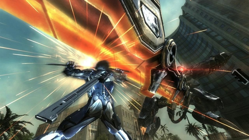 Rules of Nature 10 Hours - Metal Gear Rising:Revengeance