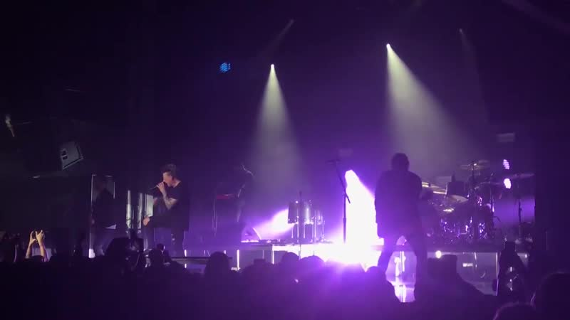 PapaRoach - Who Do You Trust? | Regency Ballroom - San Francisco