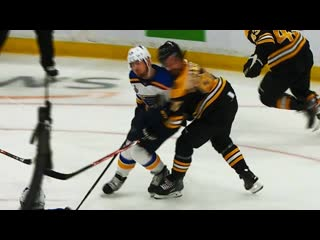 No penalty for ivan barbashevs hit to head on marcus johansson