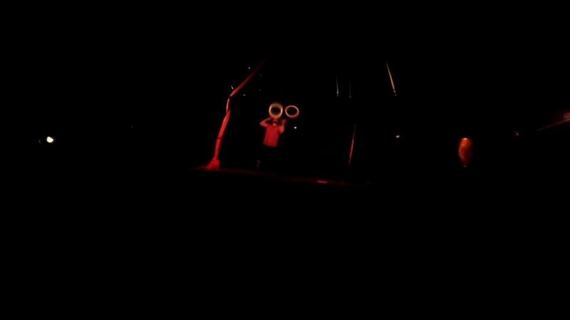 Video 94 Resumen presentación 11° feria de las artes escenicas Show Carlitos argollas