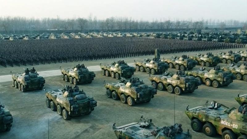 NATO vs RUSSIA (Russia opens fire on Ukraine and seizes warships) 2019