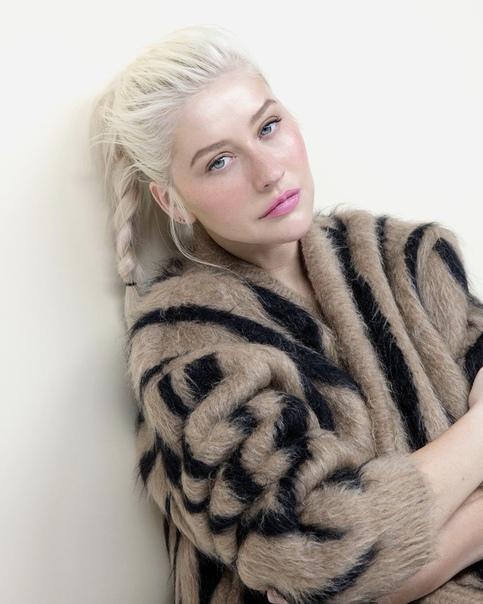 Christina Aguilera for Style