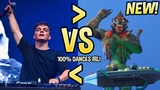 *NEW* Fortnite ALL Season 6 EMOTES In Real Life..!! *FUNNY*
