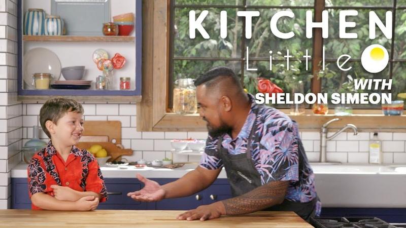 Chef Sheldon Chef James' Minnie Mouse Cones