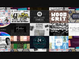 29$ | The Expansive Textures And Patterns Collection