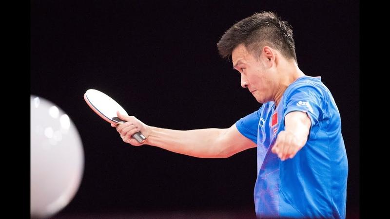 Liang Jingkun vs Liu Dingshuo | 2018 Chinese National Games