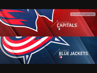Washington Capitals vs Columbus Blue Jackets Dec 8, 2018 HIGHLIGHTS HD