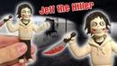 ЛЕПИМ ДЖЕФФА УБИЙЦУ ИЗ ПЛАСТИЛИНА Jeff the Killer from clay
