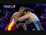 Финал: Жан Беленюк (Украина) - Метехан Башар (Турция)