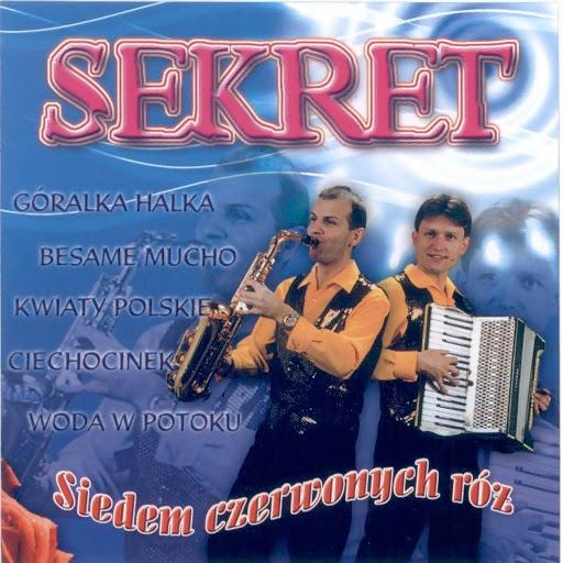 Секрет альбом Siedem czerwonych róz