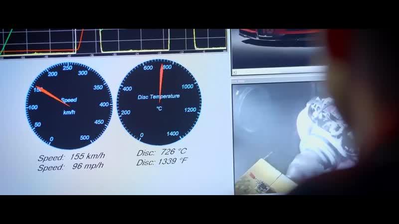 WebFull 51 v2.8 BUGATTI CHIRON Titanium brake-test extreme