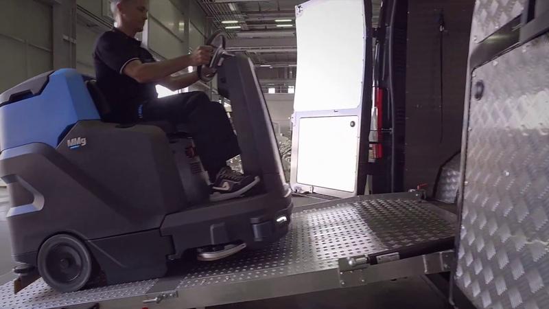 Поломоечные машины Fimap безаварийная уборка любых площадей КИИТ