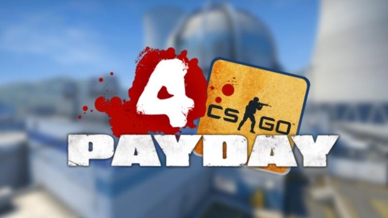 Связь между Left 4 Dead, PAYDAY и CSGO (Теория)