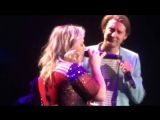 Kelly Clarkson &amp Eric Hutchinson - Misery (P!nk &amp Steven Tyler cover) (Piece by Piece Tour 2015)