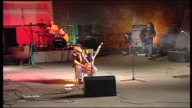 Yat-Kha – Dorug Daiym – Концерт В Абакане 2008