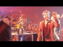 Queen Adam Lambert - We will Rock You - We are the Champions - live Las Vegas - On Stage