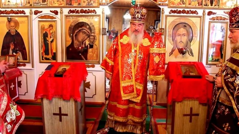 Проповедь в день памяти вмч Георгия Победоносца
