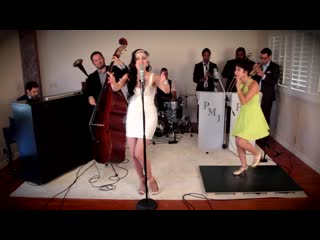 Gatsby ft. ariana savalas  sarah reich - bad romance - vintage 1920s
