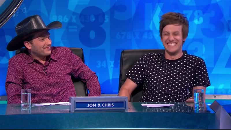 8 out of 10 Cats does Countdown S02E04 (16.08.2013)