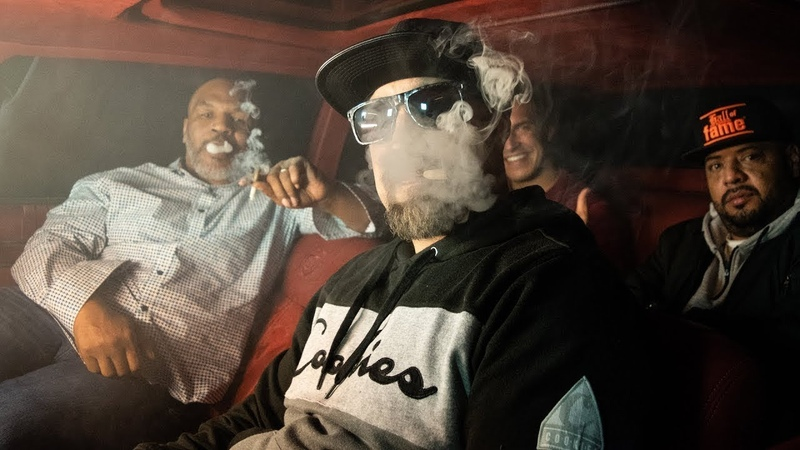 The Smoke Box - Mike Tyson Cypress Hill - 1 часть (PAPALAM)