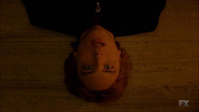 Michael Langdon - Cult Descensum Scene! 8x05 AHS: Apocalypse