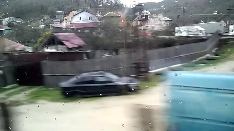 Фанагорийское Едем в Сочи 14 Россия из окна поезда