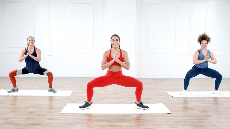 30-Minute No-Equipment Cardio HIIT Workout