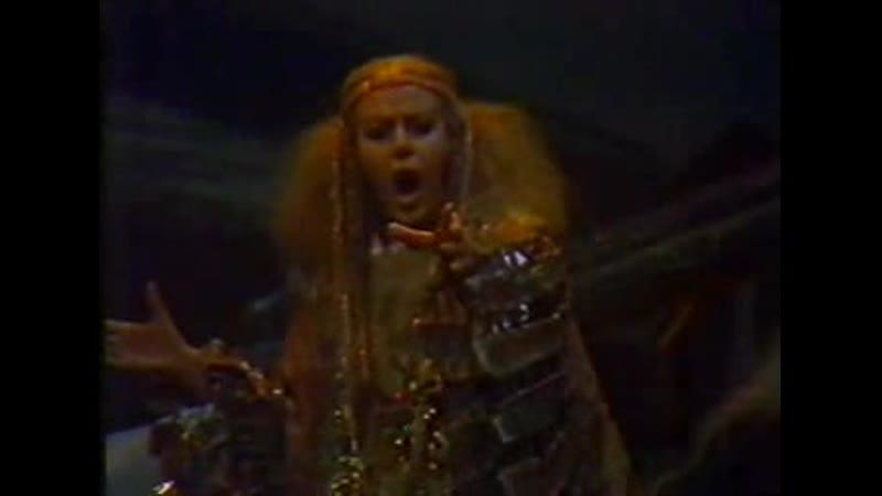 Elena Obraztsova- Un Ballo in Maschera- Teatro alla Scala, cond. Claudio Abbado, 1978.