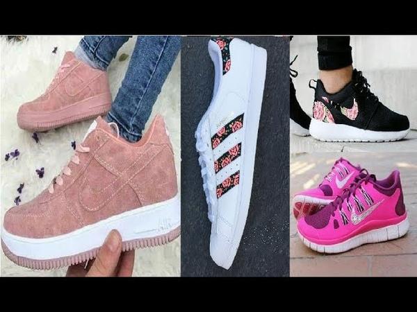 تشكيلة جديدة من الأحذية الرياضية للنساء ت15
