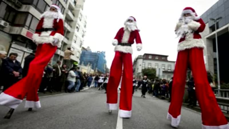Традиции встречи Нового Года в различных странах мира