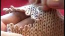 2 Трикотажные швы Невидимый шов Петля в Петлю Grafting knitting knitting crochet