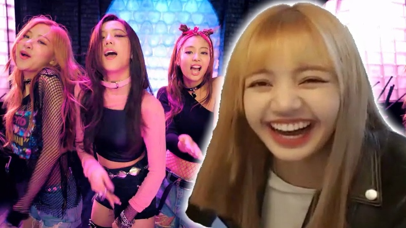 BOOMBAYAH (Lisas windshield laugh ver.)