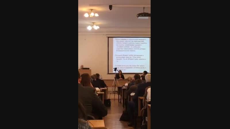 Т. В. Черниговская «Проблема сознания в современной нейронауке» (live)