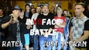 INYOFACE BATTLE season 1: RATEL vs JUST SOPRAN
