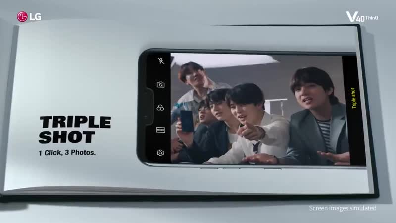 [ADVT] LGXBTS: The Five Camera Story of the LG V40 ThinQ