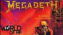 Megadeth Peace Sells But Who's Buying Review 1986