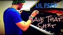 Lil Peep Save That Sh*t Tishler Piano Cover