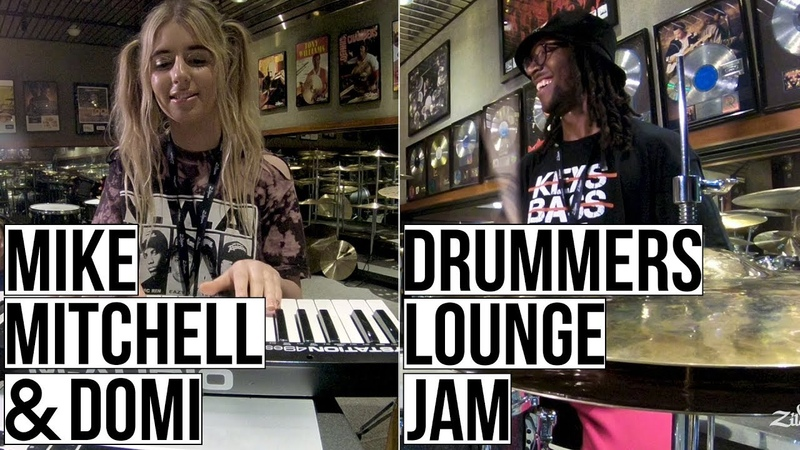 Mike Mitchell DOMi Drummers Lounge Jam