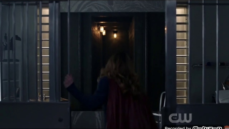 Supergirl 4x18 Supergirl save Lena part 8