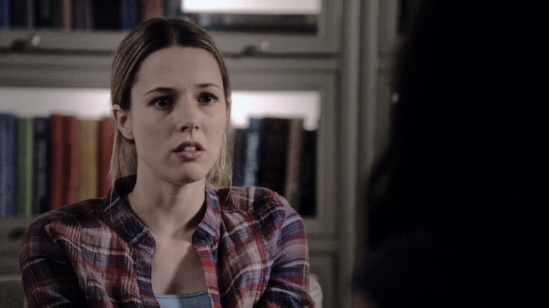 Lie to me |2x14| Becky Turle