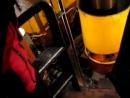 работа агрегата гидротурбины на ГЭС