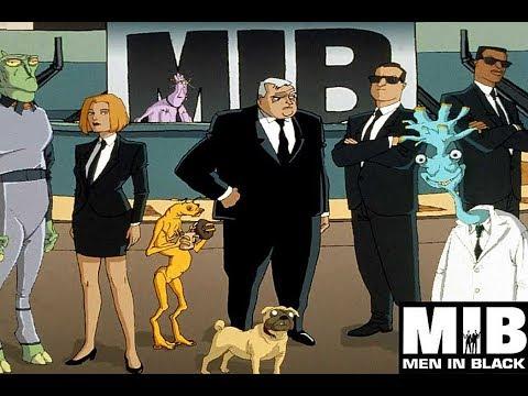 Стрим 5 : Просмотр мультсериала Люди в Чёрном (Часть 1)