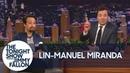 Jimmy Announces Tonight Show Heading to Puerto Rico with Lin-Manuel Miranda