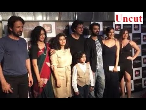 The Great Indian Dysfunctional Family Special Screening l Kay Kay Menon, Barun Sobti - Uncut
