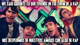 Move it up to Bel-Air - Big Time Rush (Espa